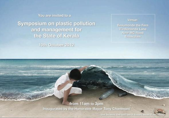 Symposium on Plastic Pollution in the State of Kerala